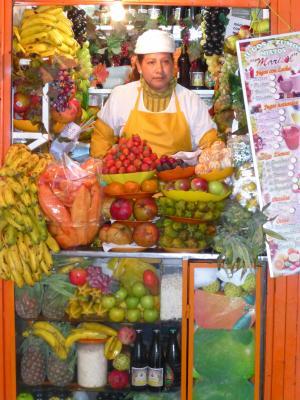 Mercado Machaco