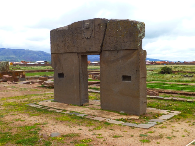 4:Tiwanaku Porte du Soleil